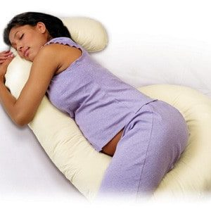 Ultimate Comfort Body Pillow