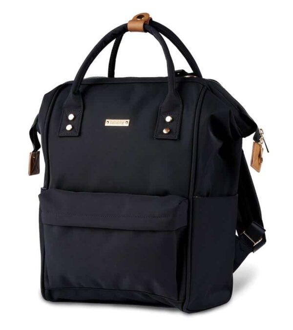 Changing Bags MANI BACKPACK CHANGING BAG – BLACK Pitter Patter Baby NI 5
