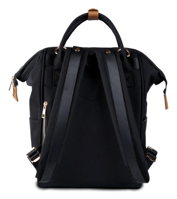 Changing Bags MANI BACKPACK CHANGING BAG – BLACK Pitter Patter Baby NI 6