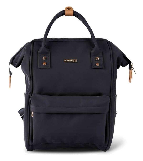 Changing Bags MANI BACKPACK CHANGING BAG – BLACK Pitter Patter Baby NI 10