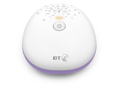 Baby Monitors BT Audio Baby Monitor 400 Pitter Patter Baby NI 6
