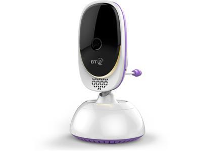 Baby Monitors BT Video Baby Monitor 6000 Pitter Patter Baby NI 4