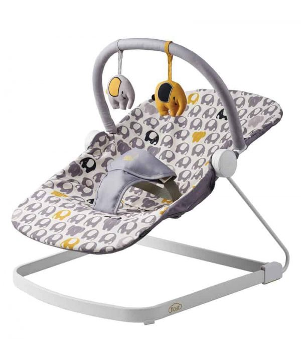 Bouncers & Rockers FLOAT BABY BOUNCER – ELLIE ELEPHANT Pitter Patter Baby NI 7