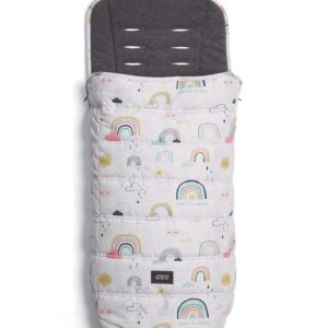 All Seasons Footmuff – Rainbow