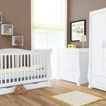 Nursery Furniture & Safety Hollie Furniture set – fresh white Pitter Patter Baby NI 2