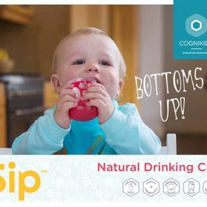 Cognikids Sip® – Natural Drinking Cup