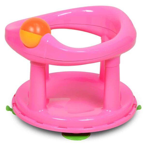 Bath Toys & Supports Swivel Bath Seat Pitter Patter Baby NI 8