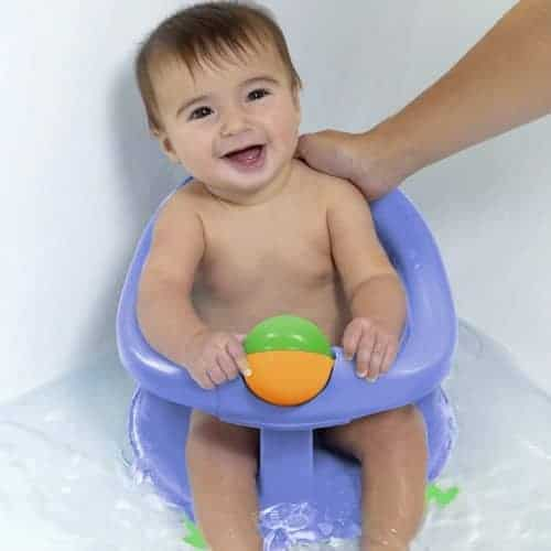 Bath Toys & Supports Swivel Bath Seat Pitter Patter Baby NI 6
