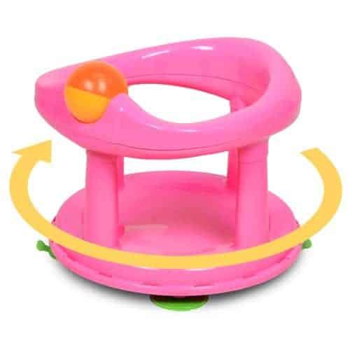 Bath Toys & Supports Swivel Bath Seat Pitter Patter Baby NI 5