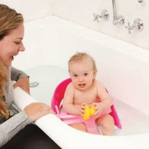 The Dreambaby® Premium Deluxe Bath Seat