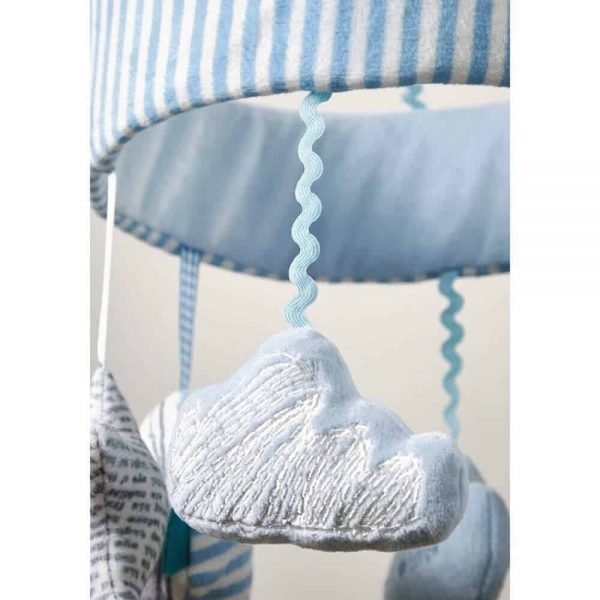 Bedding Forty Winks Musical Mobile Pitter Patter Baby NI 7
