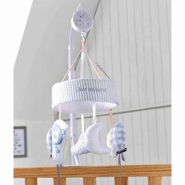 Night Lights & Cot Mobiles Sleep Tight Musical Mobile Pitter Patter Baby NI 4