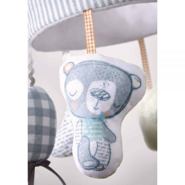 Night Lights & Cot Mobiles Sleep Tight Musical Mobile Pitter Patter Baby NI 8