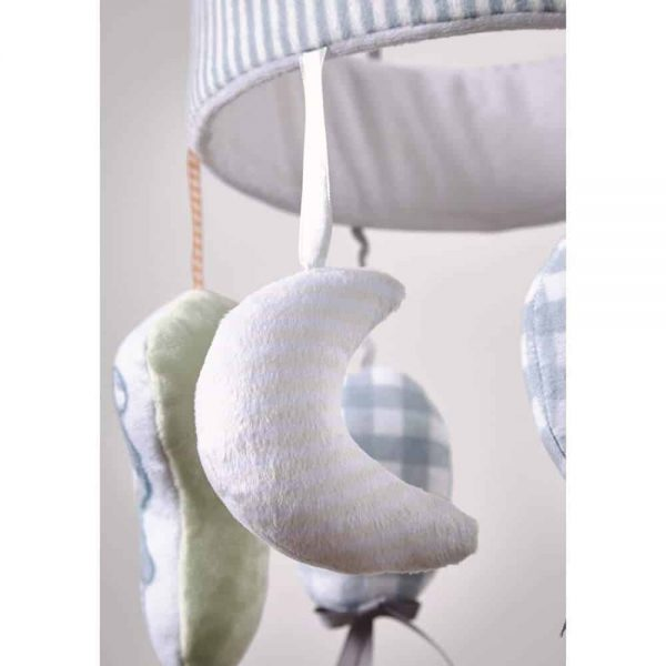 Night Lights & Cot Mobiles Sleep Tight Musical Mobile Pitter Patter Baby NI 5