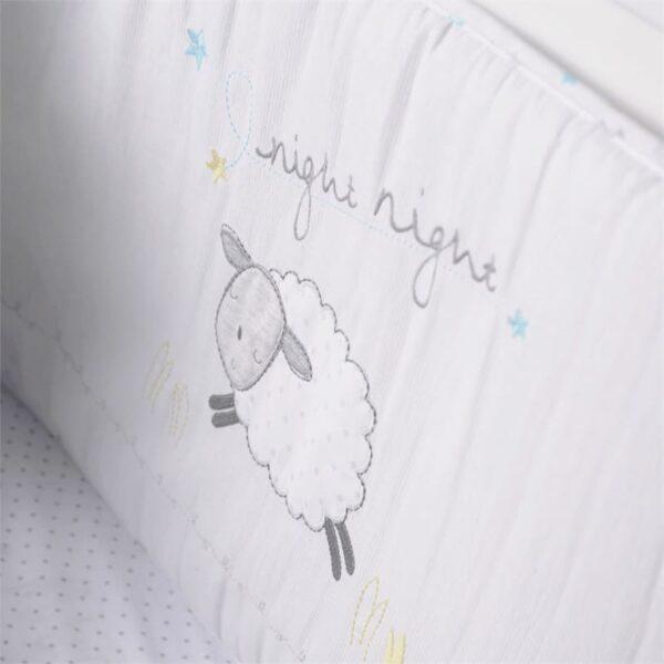 Bedding Counting Sheep Bedding Set Pitter Patter Baby NI 8
