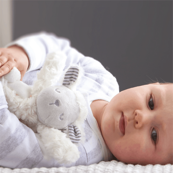 Christmas Counting Sheep Comforter Pitter Patter Baby NI 8