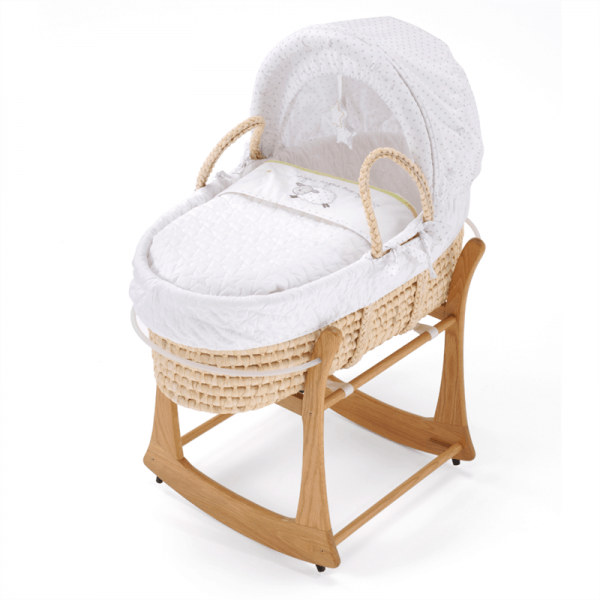 Moses Baskets & Stands Counting Sheep Moses Basket Pitter Patter Baby NI 4