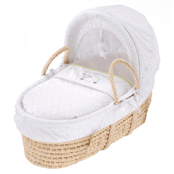 Moses Baskets & Stands Counting Sheep Moses Basket Pitter Patter Baby NI 5