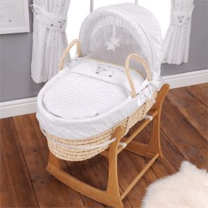 Moses Baskets & Stands Counting Sheep Moses Basket Pitter Patter Baby NI