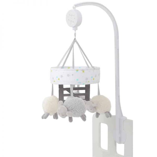 Night Lights & Cot Mobiles Counting Sheep Cot Mobile Pitter Patter Baby NI 4