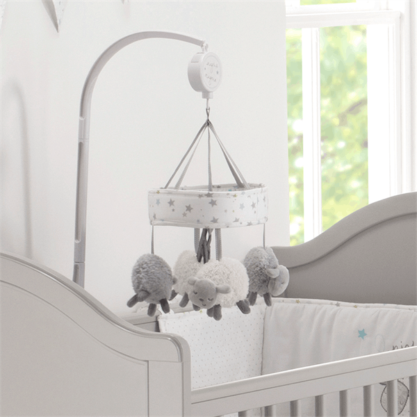 Night Lights & Cot Mobiles Counting Sheep Cot Mobile Pitter Patter Baby NI 6