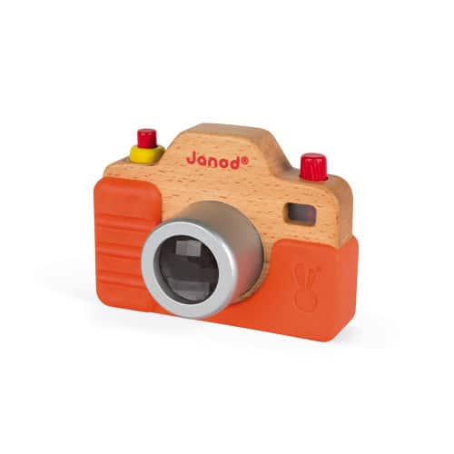 Wooden Toys SOUND CAMERA Pitter Patter Baby NI 5