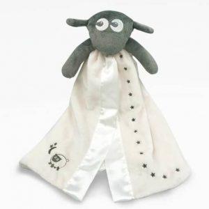 Ewan baa baa blankie Baby Comforter grey
