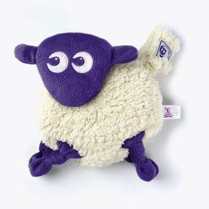 Ewan snuggly Baby Comforter purple