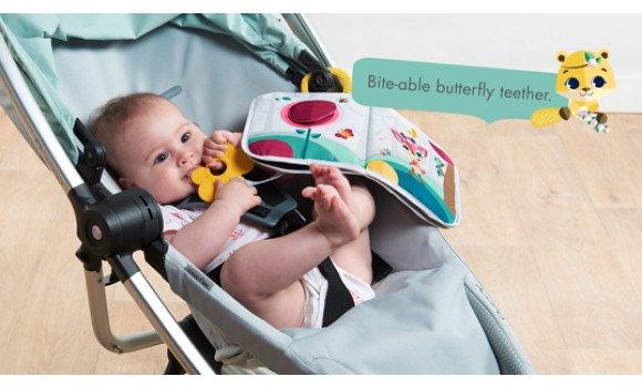 Toys Tiny Princess Tales Soft Book Pitter Patter Baby NI 5