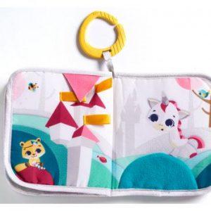 Toys Tiny Princess Tales Soft Book Pitter Patter Baby NI