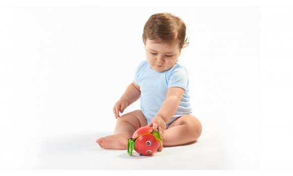 Toys & Accessories Explore & Play Apple Pitter Patter Baby NI 5