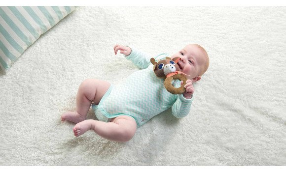 Baby Gifts Polar Wonders™ Alex Rattle Pitter Patter Baby NI 6