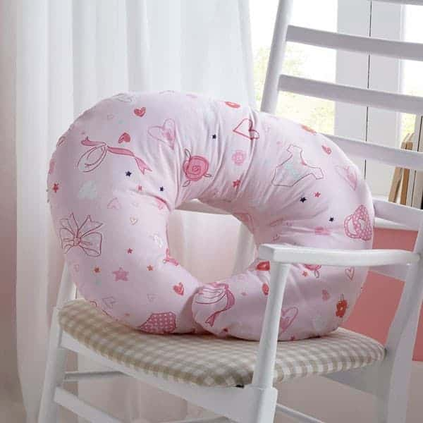 Tippy Toes Nursing Pillow Pitter