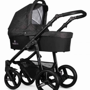 Travel Systems Venicci Soft Denim Black Pitter Patter Baby NI