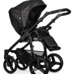 Travel Systems Venicci Soft Denim Black Pitter Patter Baby NI 3