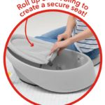 Moby Smart Sling 3-Stage Tub – Grey