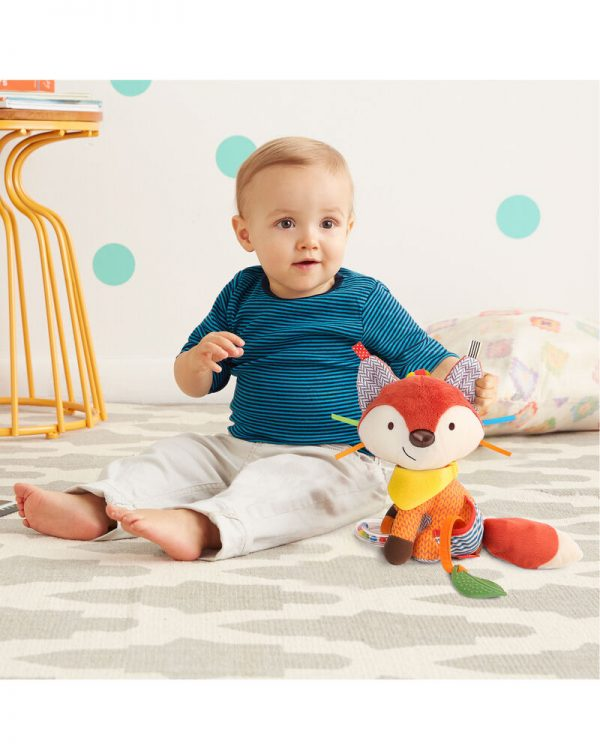 Baby Gifts Bandana Buddies Activity Toy Pitter Patter Baby NI 12