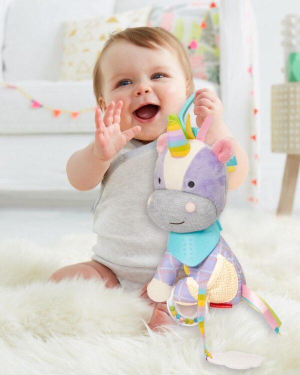 Baby Gifts Bandana Buddies Activity Toy Pitter Patter Baby NI 14