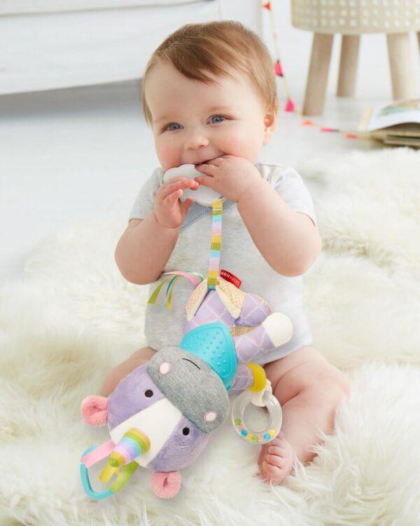 Baby Gifts Bandana Buddies Activity Toy Pitter Patter Baby NI 16