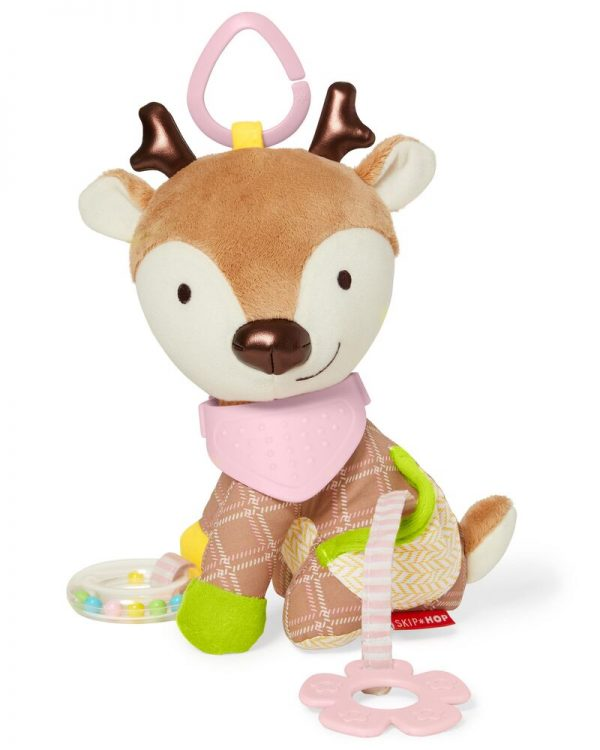 Baby Gifts Bandana Buddies Activity Toy Pitter Patter Baby NI 17