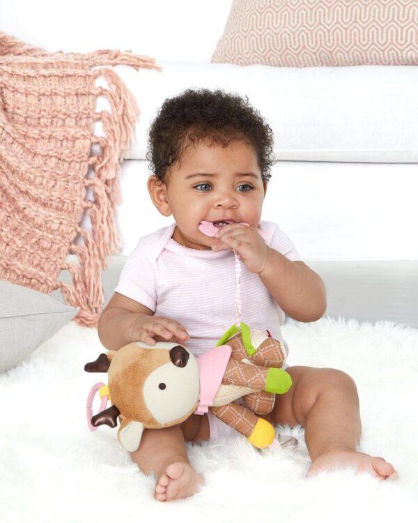 Baby Gifts Bandana Buddies Activity Toy Pitter Patter Baby NI 18