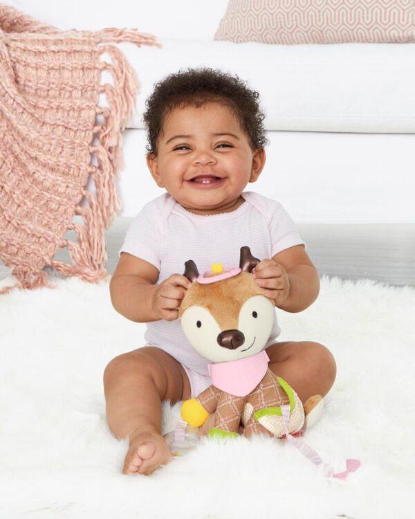 Baby Gifts Bandana Buddies Activity Toy Pitter Patter Baby NI 19