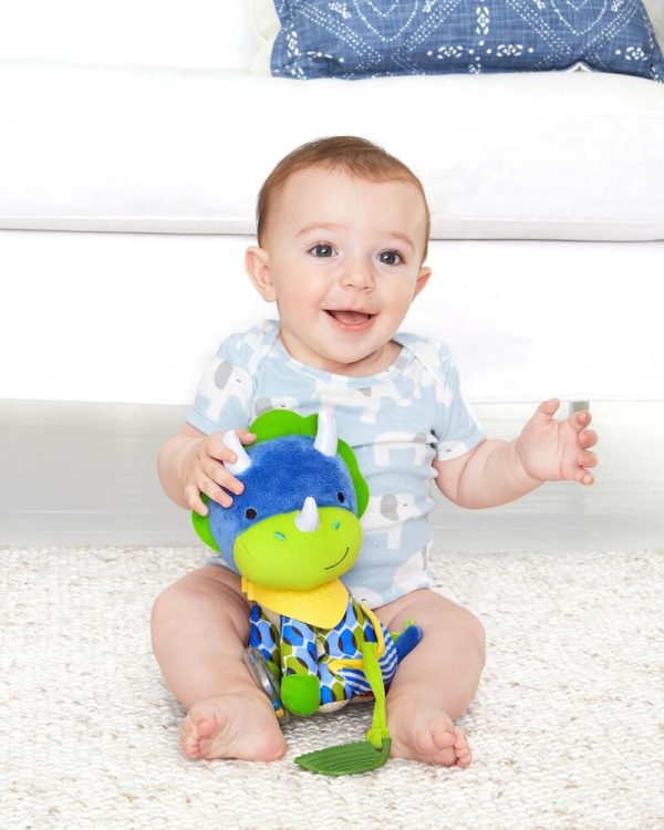 Baby Gifts Bandana Buddies Activity Toy Pitter Patter Baby NI 21