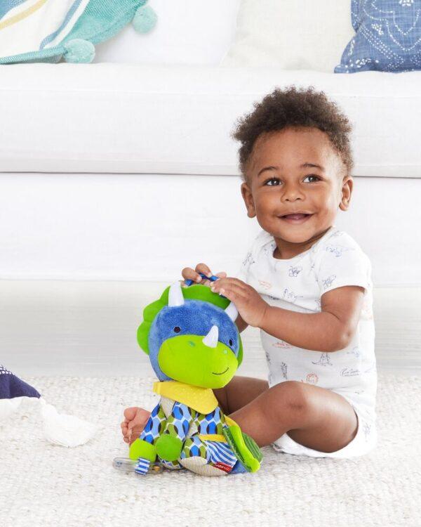 Baby Gifts Bandana Buddies Activity Toy Pitter Patter Baby NI 22