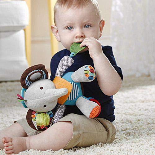 Baby Gifts Bandana Buddies Activity Toy Pitter Patter Baby NI 5