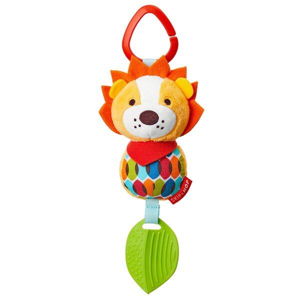 Baby Gifts Bandana Buddies Chime & Teethe Toy Pitter Patter Baby NI 9