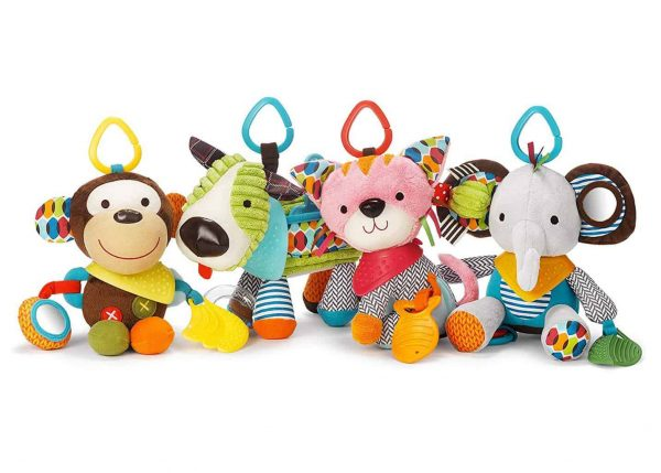 Baby Gifts Bandana Buddies Activity Toy Pitter Patter Baby NI 4