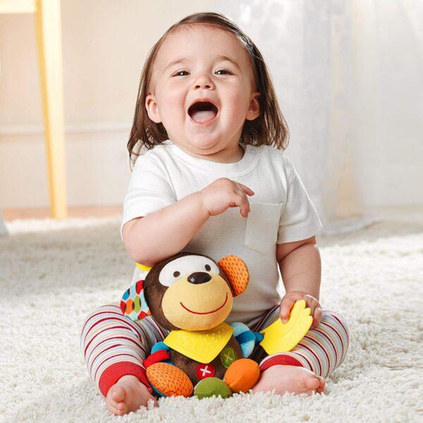Baby Gifts Bandana Buddies Activity Toy Pitter Patter Baby NI 8