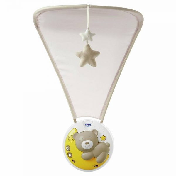 Night Lights & Cot Mobiles Chicco Next2Moon Projector Pitter Patter Baby NI 8