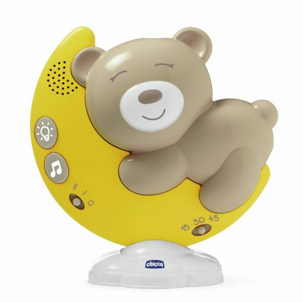 Night Lights & Cot Mobiles Chicco Next2Moon Projector Pitter Patter Baby NI 6